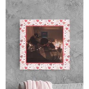 Tablou Canvas Personalizat - Love - Poza - Printbu.ro - 2