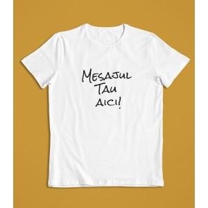 Tricou Personalizat - Textul Tau! - Printbu.ro - 1