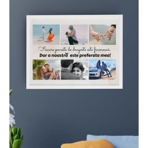 Tablou Personalizat - Colaj...