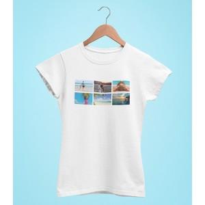 Tricou Personalizat - Colaj...