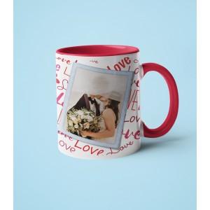 Cana Personalizata - Love -...