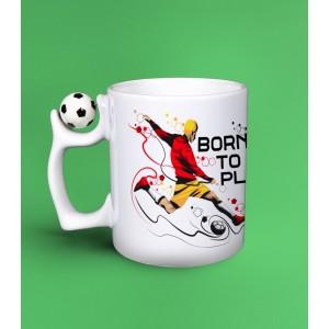 Cana Personalizata Fotbal -...