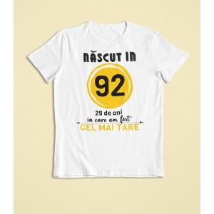 Tricou Personalizat - Am...
