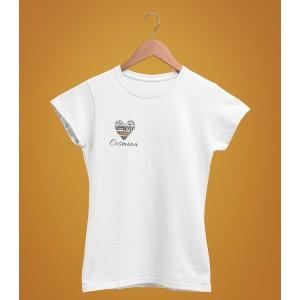Tricou Personalizat - Inima...