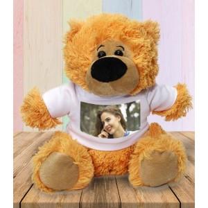 Ursulet de Plus Personalizat - Poza - Printbu.ro - 2