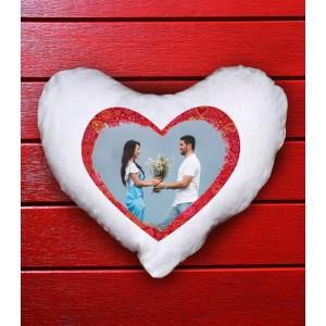 Perna Personalizata - Inima - Pufoasa - Heart - Poza - Printbu.ro - 1