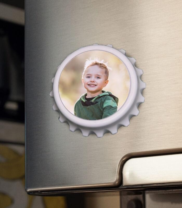 Desfacator Personalizat - Magnetic - Poza - Printbu.ro - 1