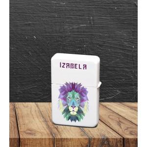Bricheta Personalizata - Cristal Lion - Printbu.ro - 7