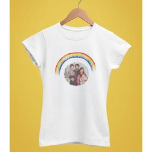Tricou Personalizat Femei - Totul Va Fi Bine - Poza - Printbu.ro - 2