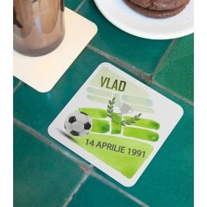 Suport Personalizat - Fotbal - Data Nasteri si Nume - Printbu.ro - 1
