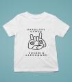Tricou Personalizat Baieti - Hardcore Gamer - Nume