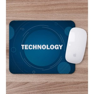 Mousepad Personalizat - Dreptunghi - Technology - Printbu.ro - 1
