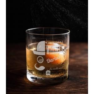Pahar Whisky Personalizat - Original Whiskey - Nume si Varsta - Printbu.ro - 1