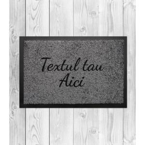 Covoras Intrare Personalizat - Textul tau - Printbu.ro - 1